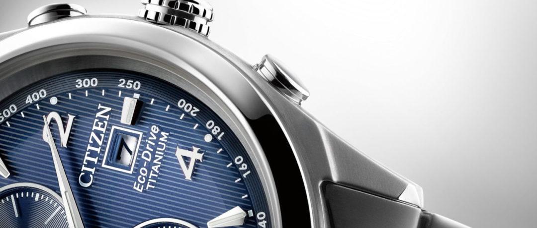 Citizen Eco Drive – Gli orologi alimentati a luce