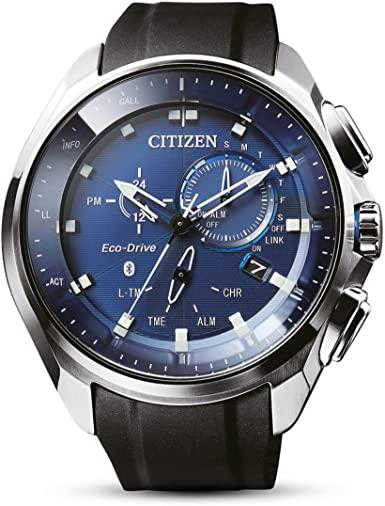 citizen eco drive bluetooth