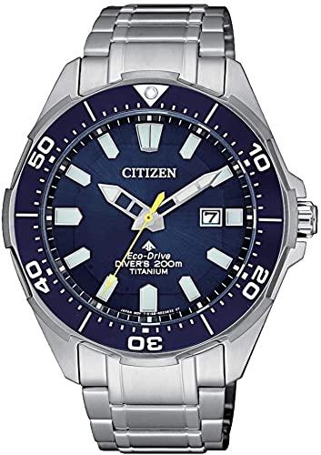 citizen eco drive diver
