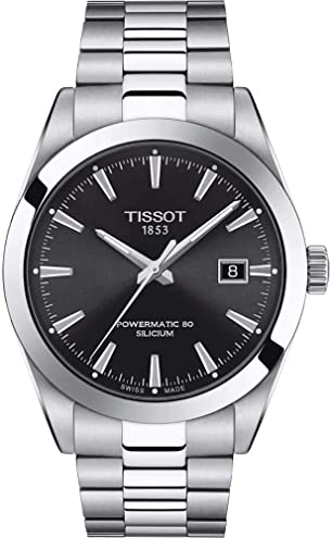 orologio automatico Tissot GENTLEMAN T127.407.11.051.00