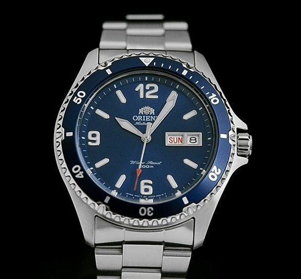 Orient Mako 2 Blu