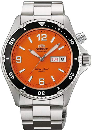 Orient Mako orange