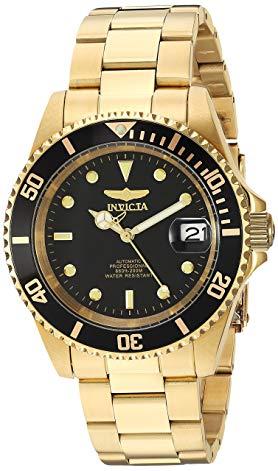 orologio invicta oro