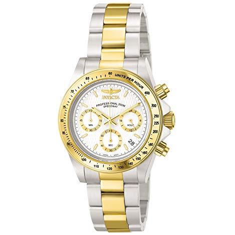 orologio invicta uomo oro