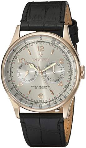 orologio invicta vintage