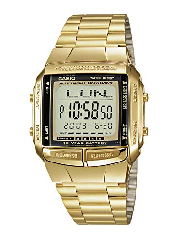 casio collection oro
