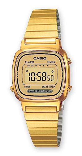 casio mini oro