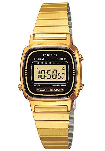 orologio casio oro ragazza LA670WEGA-1EF