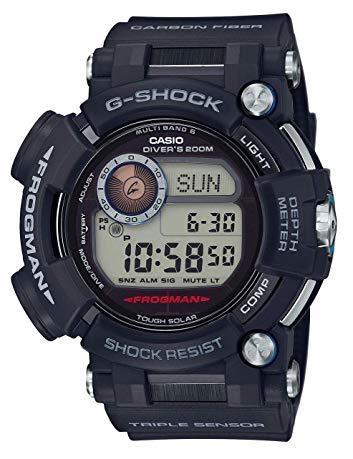 orologi subacquei casio con profondimetro