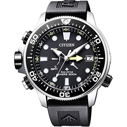 orologi subacquei con profondimetro -orologi sub con profondimetro