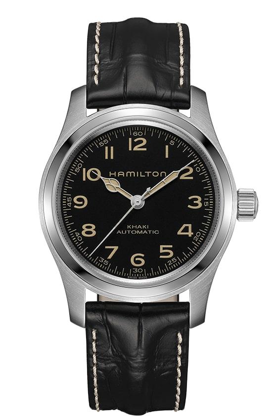 orologi 1000 euro - Hamilton Kahki Field Murph h70605731