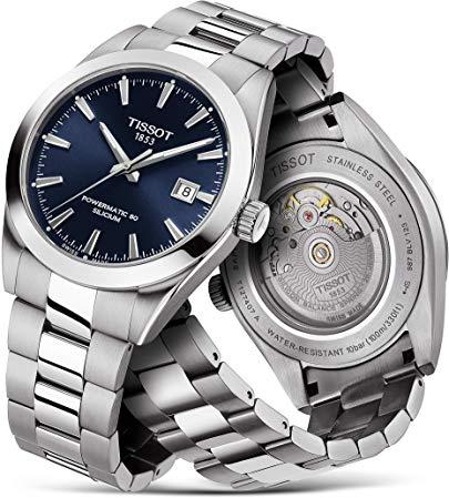 orologi automatici 1000 euro - Tissot Gentleman