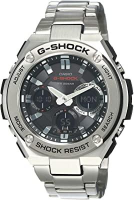Casio g shock acciaio