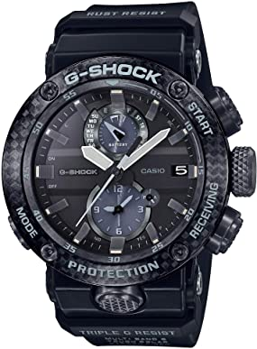 Casio g shock carbon