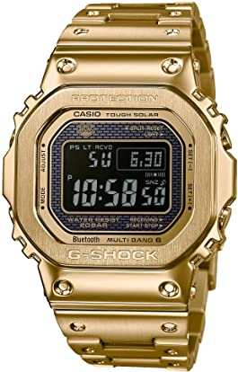 Casio g shock oro