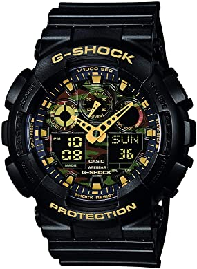 Casio g shock resist
