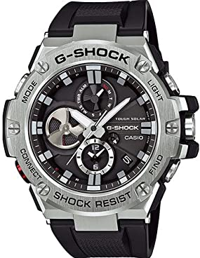 Casio g shock steel