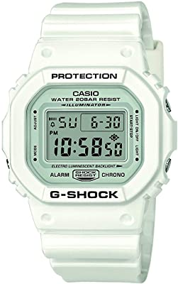 Casio g shock white-bianco