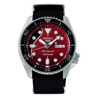Seiko 5 Sports Sense srpe83k1 – Edizione Limitata Brian May