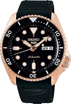 Seiko 5 Sports Specialist srpd76k1 - Cassa color oro rosa