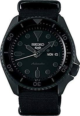 Seiko 5 Sports Street srpd79k1 – Nero PVD