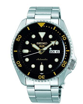 Seiko 5 Sports srpd57k1 - Giallo