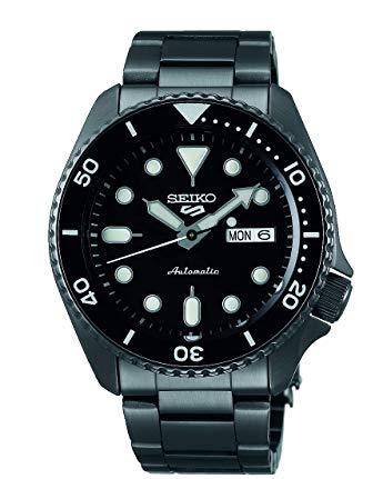 Seiko 5 Sports srpd65k1 – Nero Mat