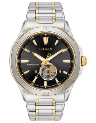 orologio citizen scheletrato
