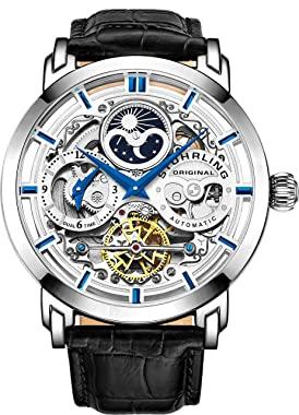 orologio uomo scheletrato automatico