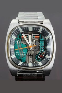 bulova spaceview-diapason
