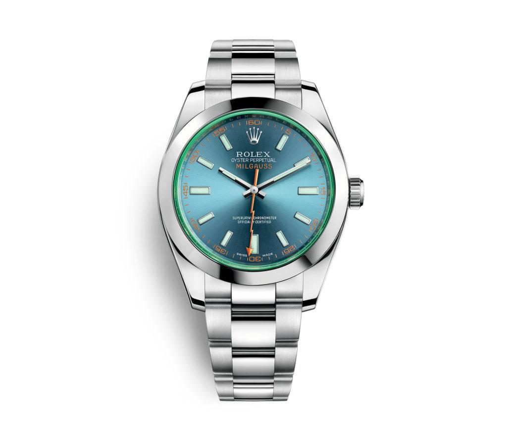 Rolex Milgauss 116400gv 0002 economico