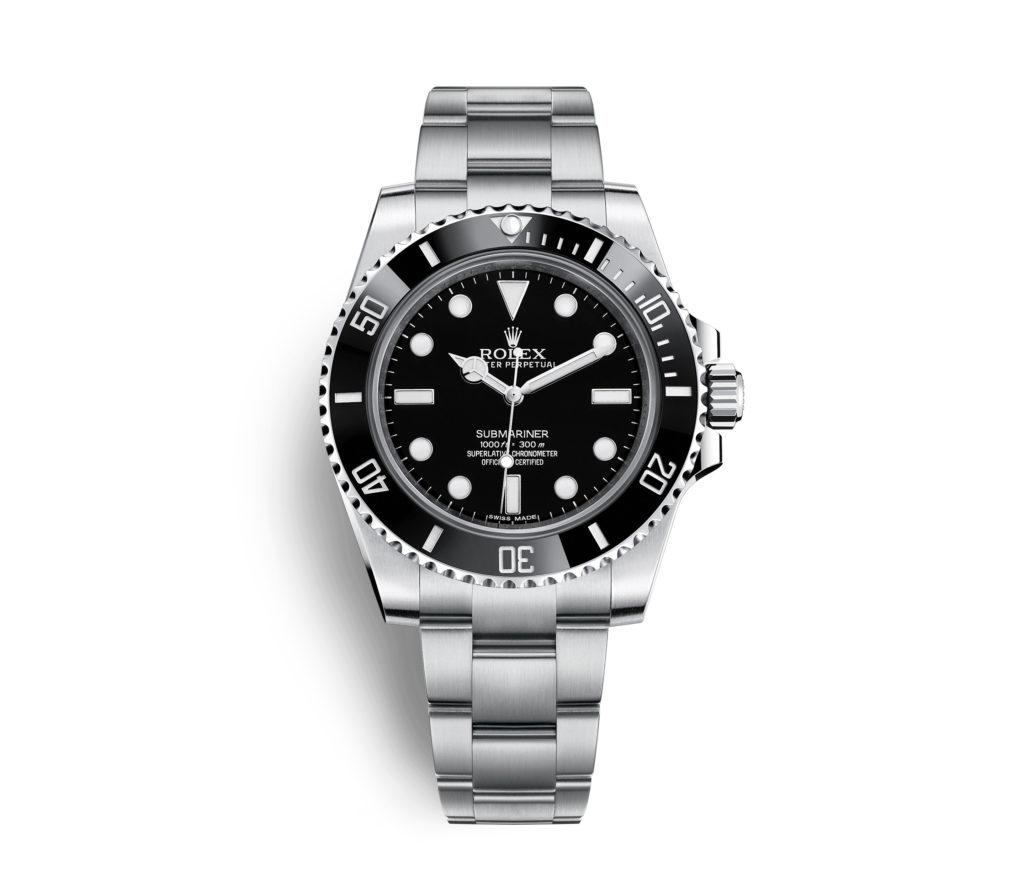 Rolex Submariner 114060 0002