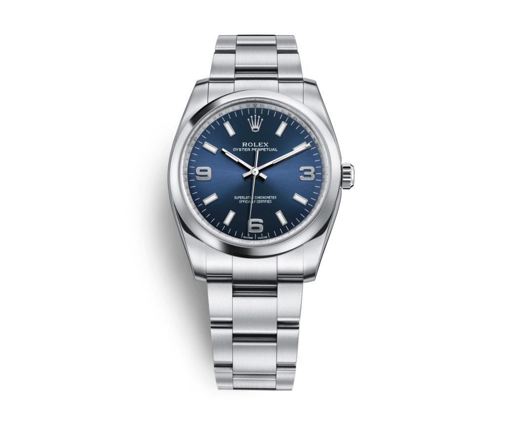 Rolex meno costoso Oyster Perpetual 114200 0014