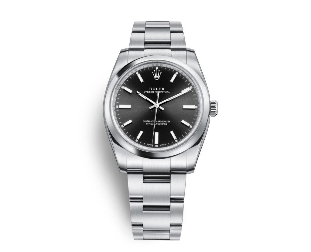 Rolex uomo più economico oyster perpetual 114200 0023