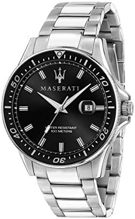 orologi eleganti Maserati