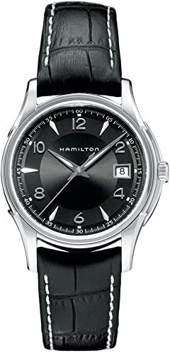 orologio uomo elegante nero