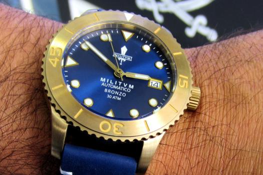 Militum – Un Brand Italiano di Orologi Militari