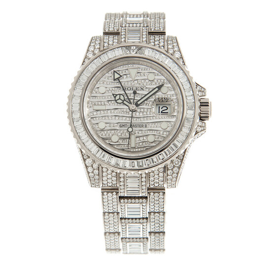Rolex Più costoso - Rolex GMT Master II Ice