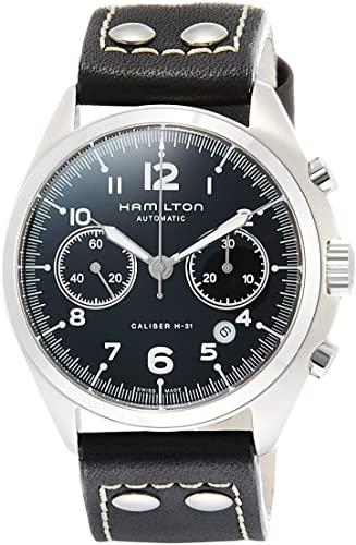Hamilton khaki field chrono