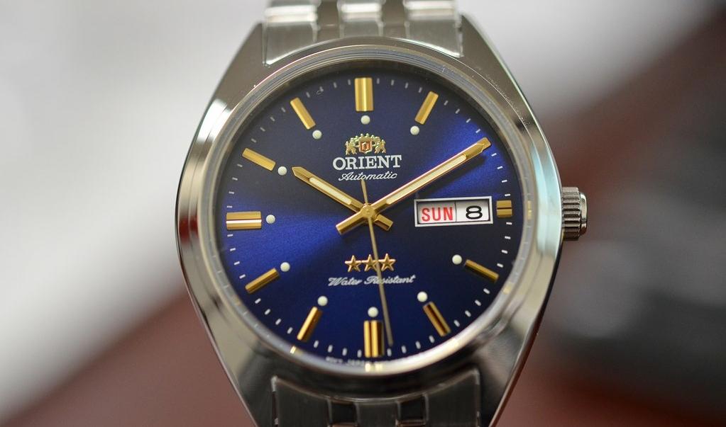 orologi orient tristar