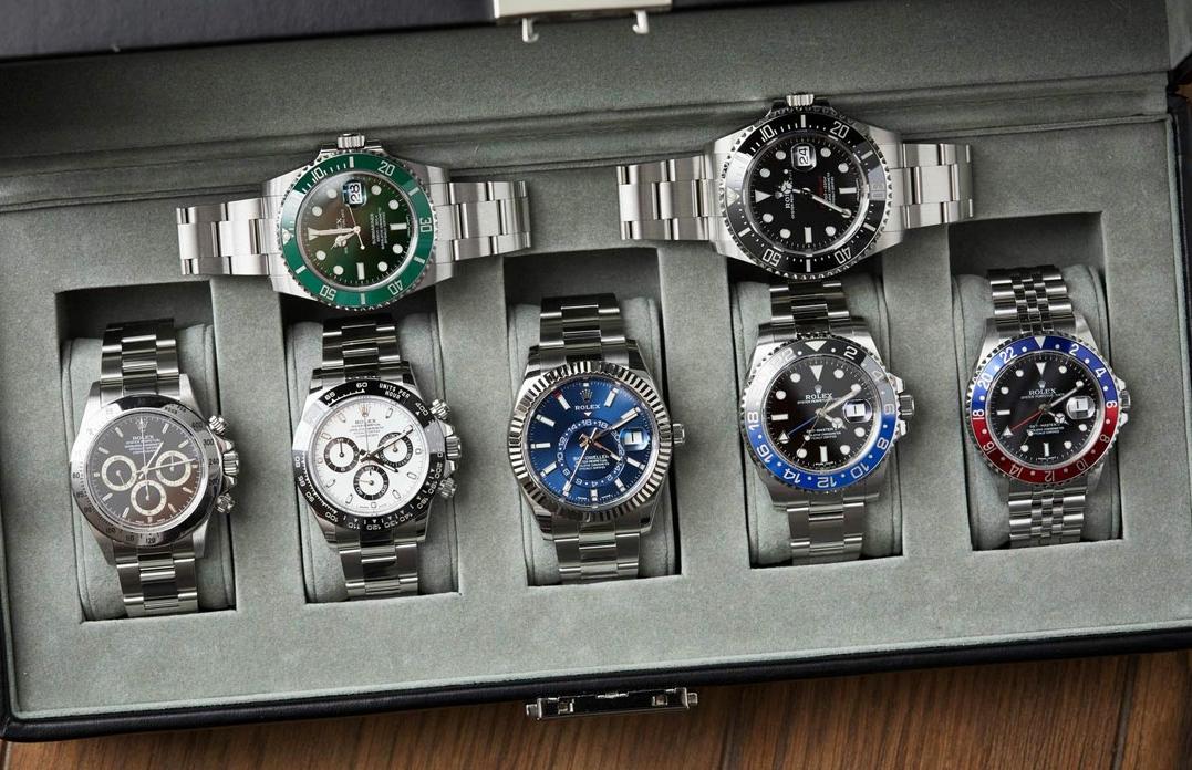 Investimenti orologi Rolex