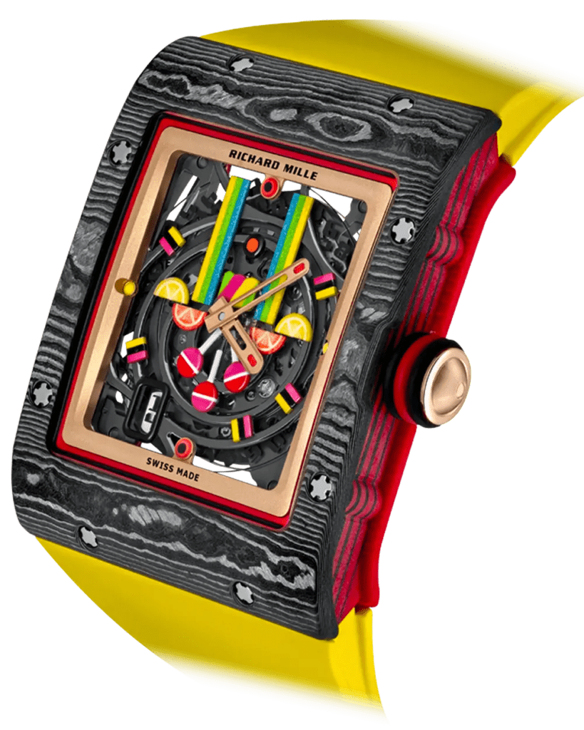 Richard Mille BONBON Automatic Winding Calibres Collection