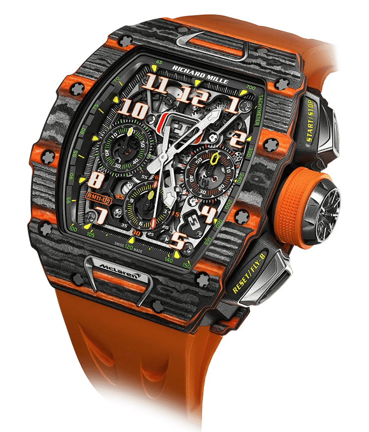 Richard Mille RM 11-03Automatic Winding Flyback Chronograph McLaren
