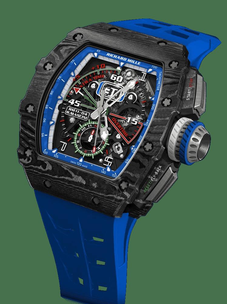 Richard Mille RM 11-04 Automatic Winding Flyback Chronograph Roberto Mancini