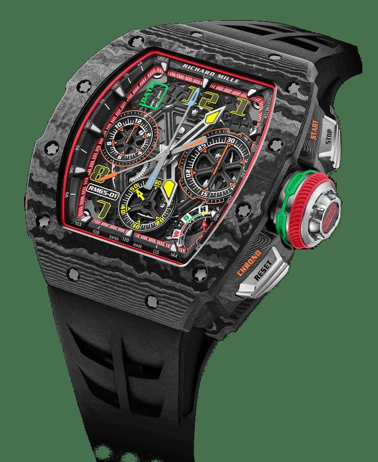 Richard Mille RM 65-01 Automatic Winding Split-seconds Chronograph