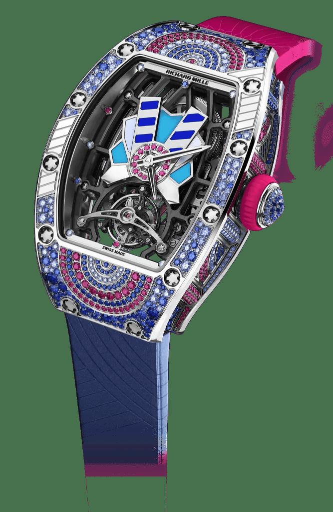 Richard Mille RM 71-02 Automatic Winding Tourbillon Talisman