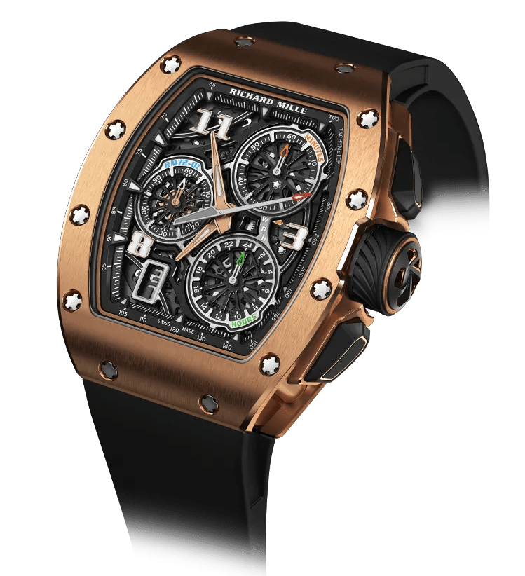 Richard Mille RM 72-01 Automatic Winding Lifestyle Flyback Chronograph