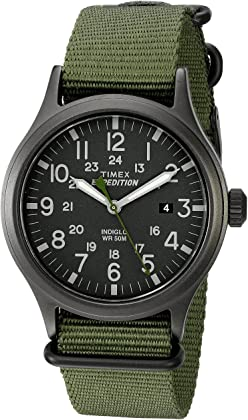timex expedition nato